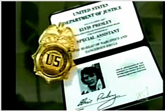 Elvis Federal credentials