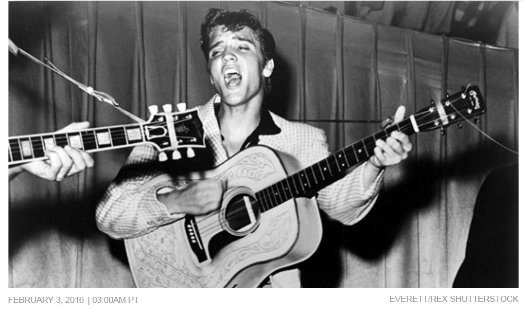 CMT Orders Scripted Series Based on Early Careers of Elvis Johnny Cash Variety