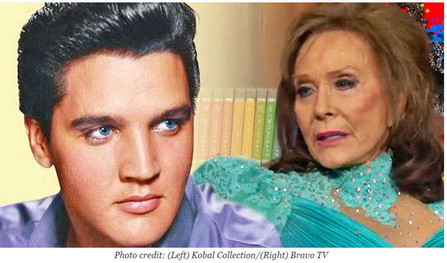 Loretta Lynn Makes Surprising About Elvis