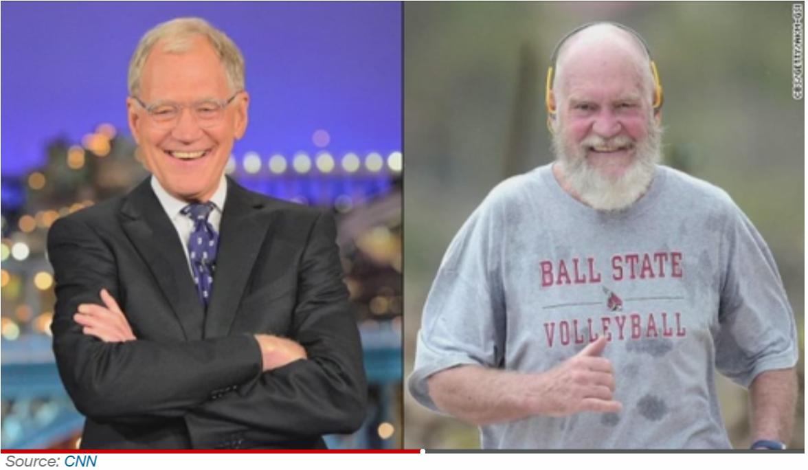 David Letterman s new Santa retirement look CNN.com