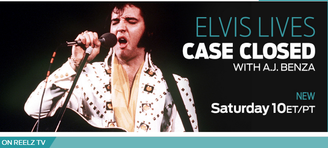 REELZChannel Elvis Alive show May 21, 2016