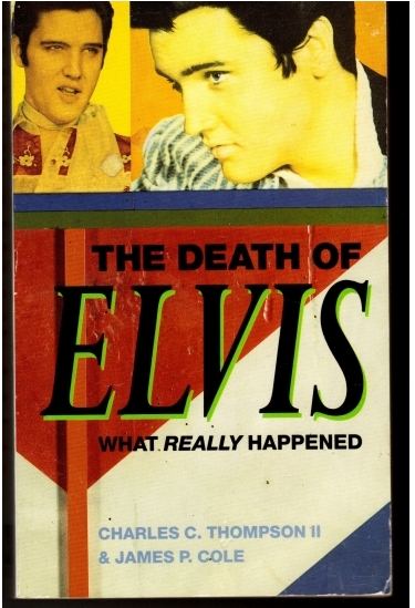 Cover of Orion book The Death of Elvis