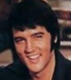 Elvis closeup July 12, 2015