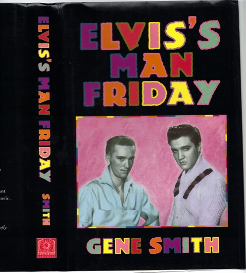 Front Cover of Gene Smith's book