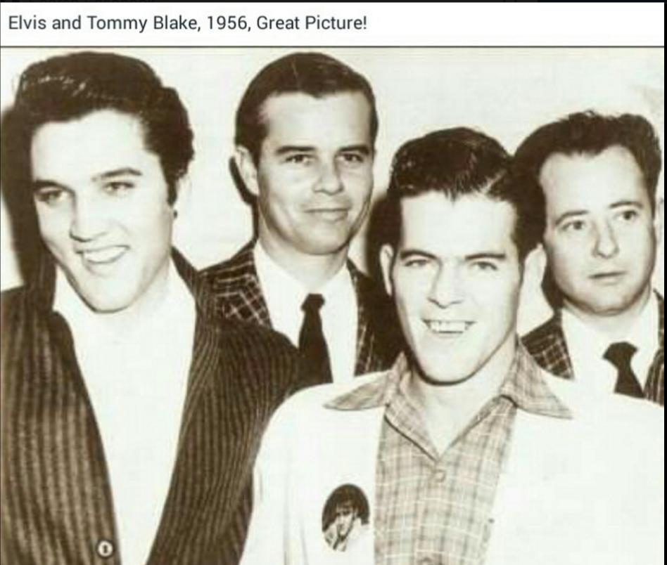Elvis 1956 beautiful picture