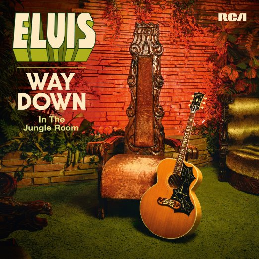 Way Down In The Jungle Room CD cover