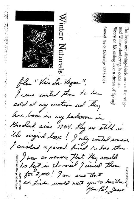 Jesse's letter cuff links cont'd