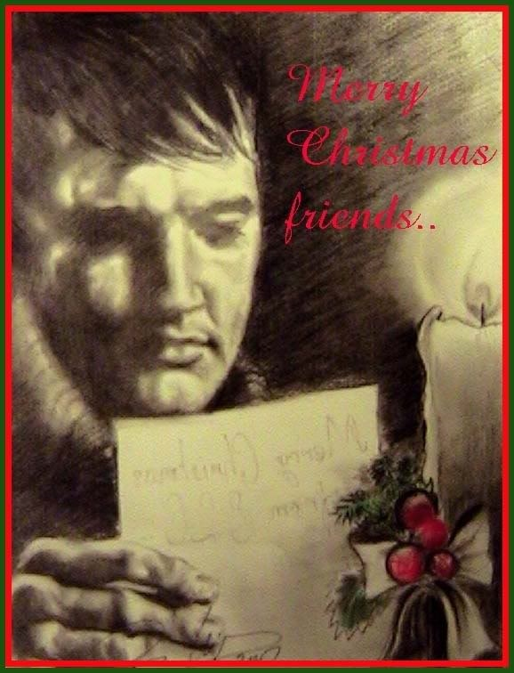 Elvis_Christmas_ by Zey from Turkey