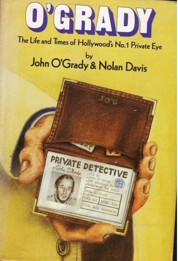 John O'Grady book cover