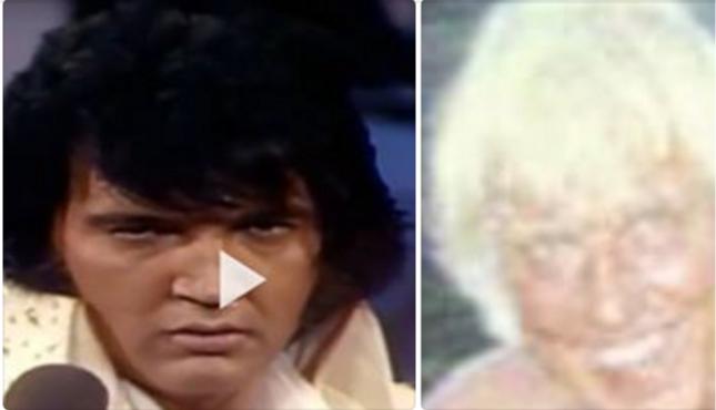 Jesse comparison to Elvis's hair from Jon