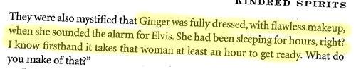 The King and Dr. Nick excerpt 3 Ginger Alden